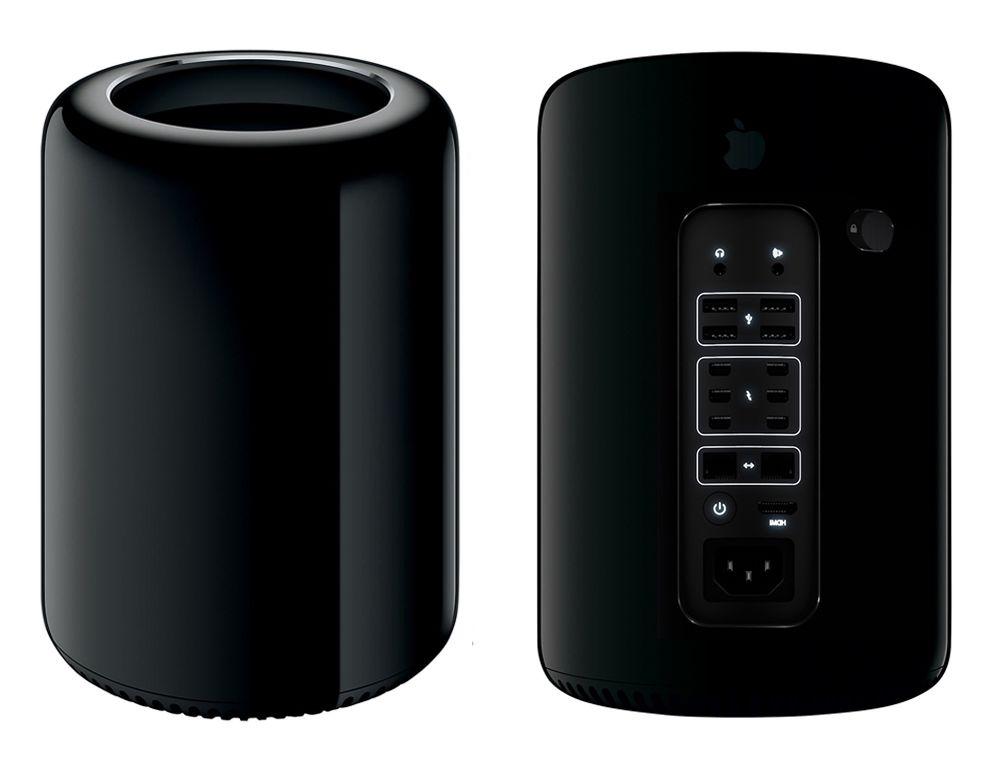 Mac Pro • 2013 • 8 Core • 32GB • 512GB
