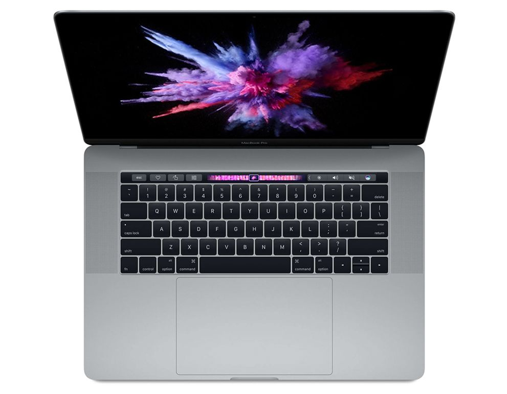 15-inch Touch Bar • 2.6GHz • 256GB