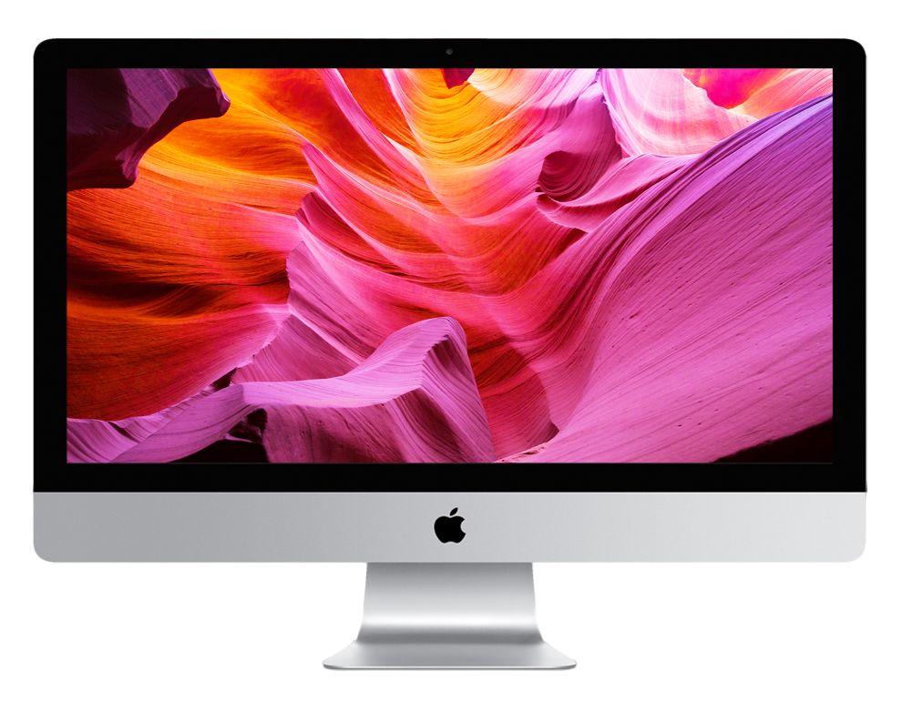 iMac Retina Hire • 2017 • i7 • 16/2TB
