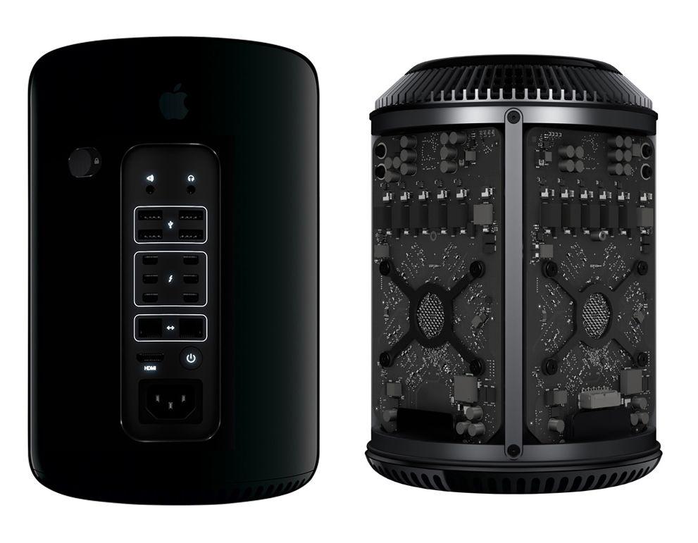 Mac Pro 2013 • 8 Core • 128GB • 2TB