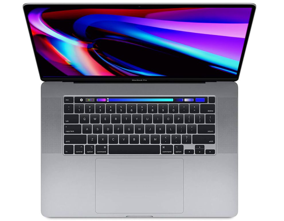 16inch Touch Bar • 8 Core • i9 • 64/1TB