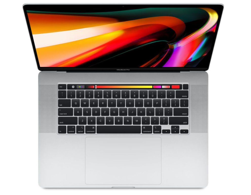 "16"" MacBook Pro Hire • 8 Core • i9 • 512GB/16GB"