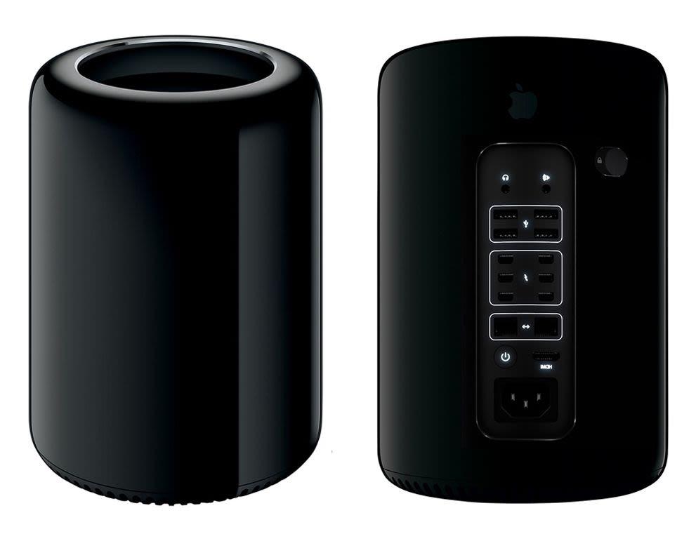 Mac Pro 2013 • 12 Core • 128GB • 1TB