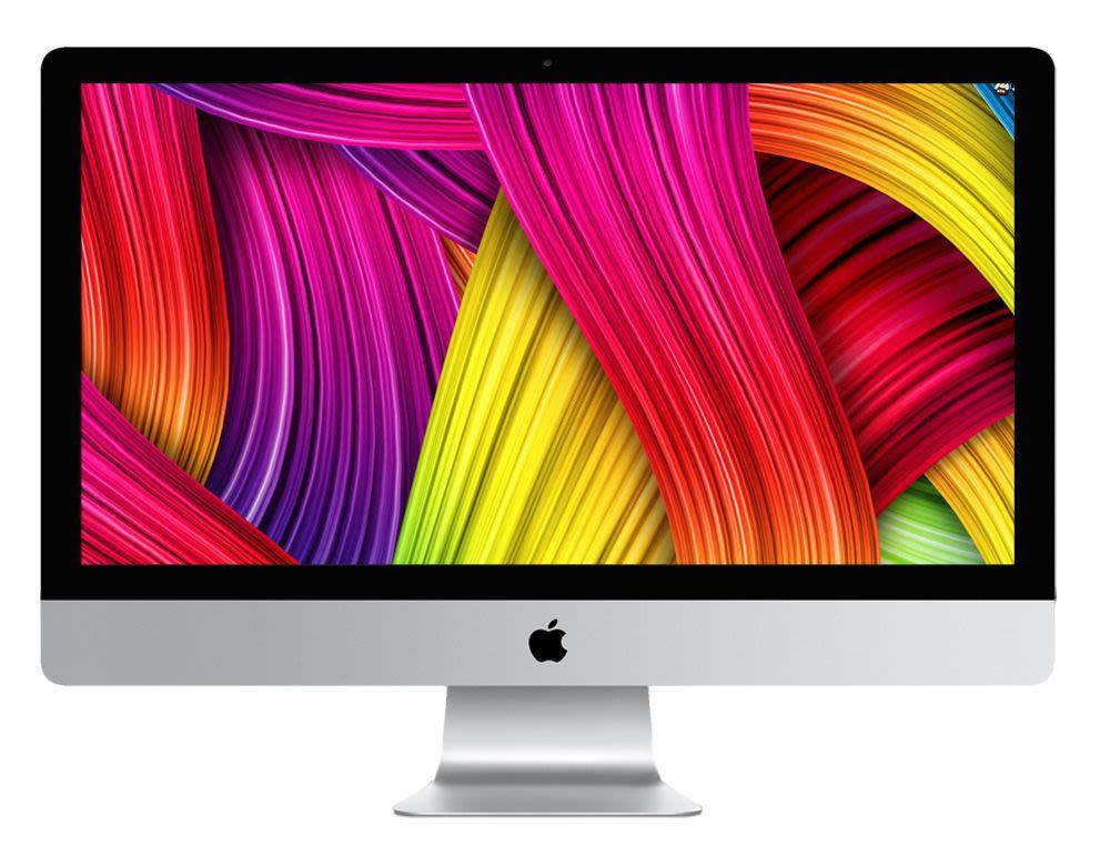 iMac Retina Hire • 2017 • i5 • 32/2TB
