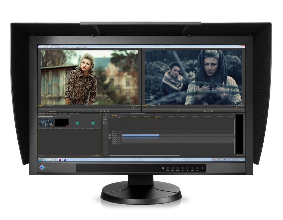 Eizo ColorEdge Self Calibrating Monitor Hire