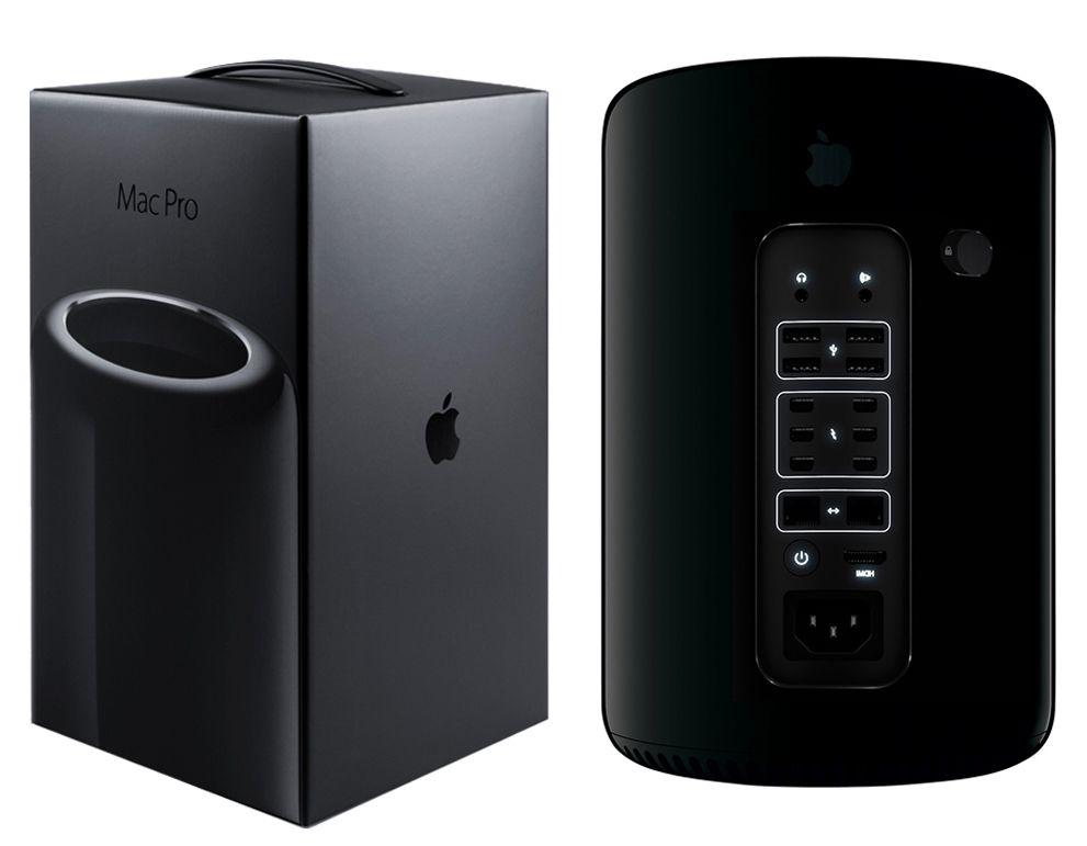 Mac Pro • 2013 • 6 Core • 32GB • D300