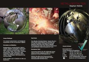 Metallgestalter Wehrle Flyer