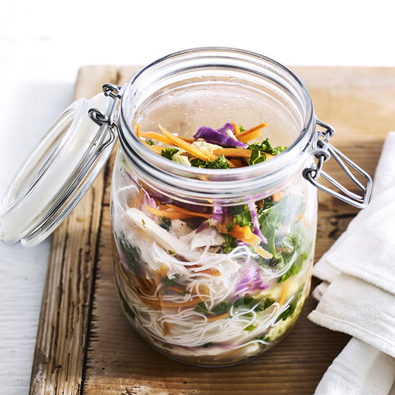 Noodle soup lunch jar healthy recipe weight watchers au noodle soup lunch jar forumfinder Gallery