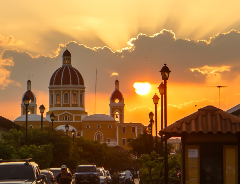Granada Nicaragua vacations