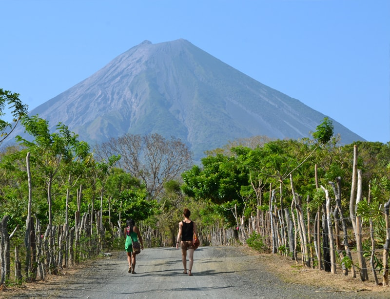 Ometepe island Nicaragua tours