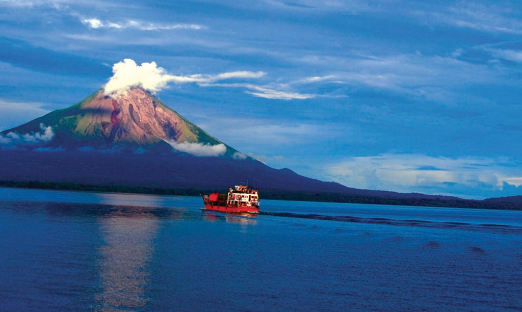 Ometepe vacations