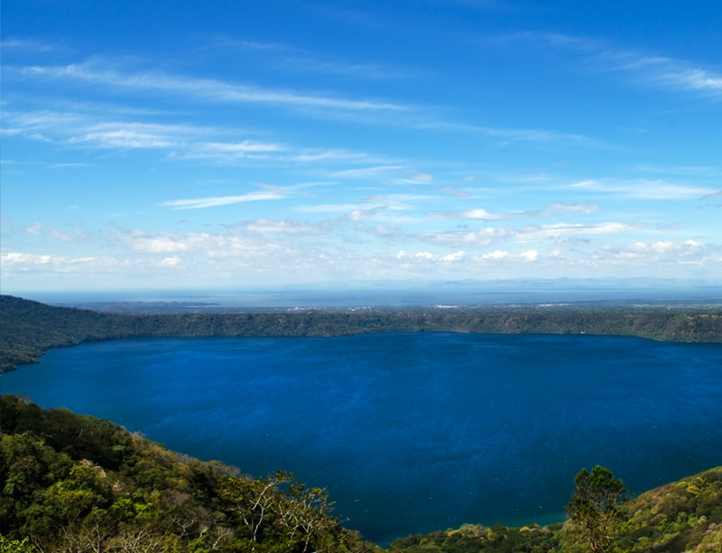 Apoyo Lagoo Nicaragua