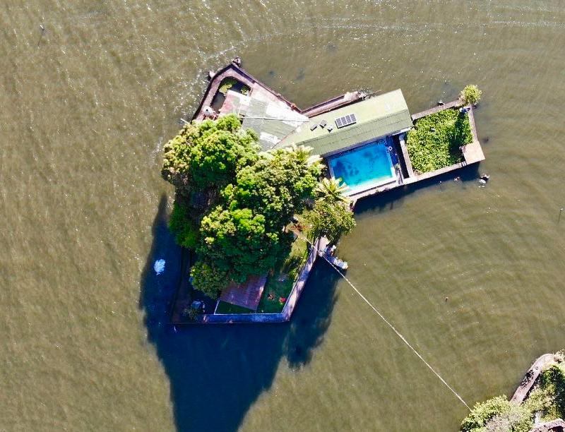 Isleta Ikaria Nicaragua