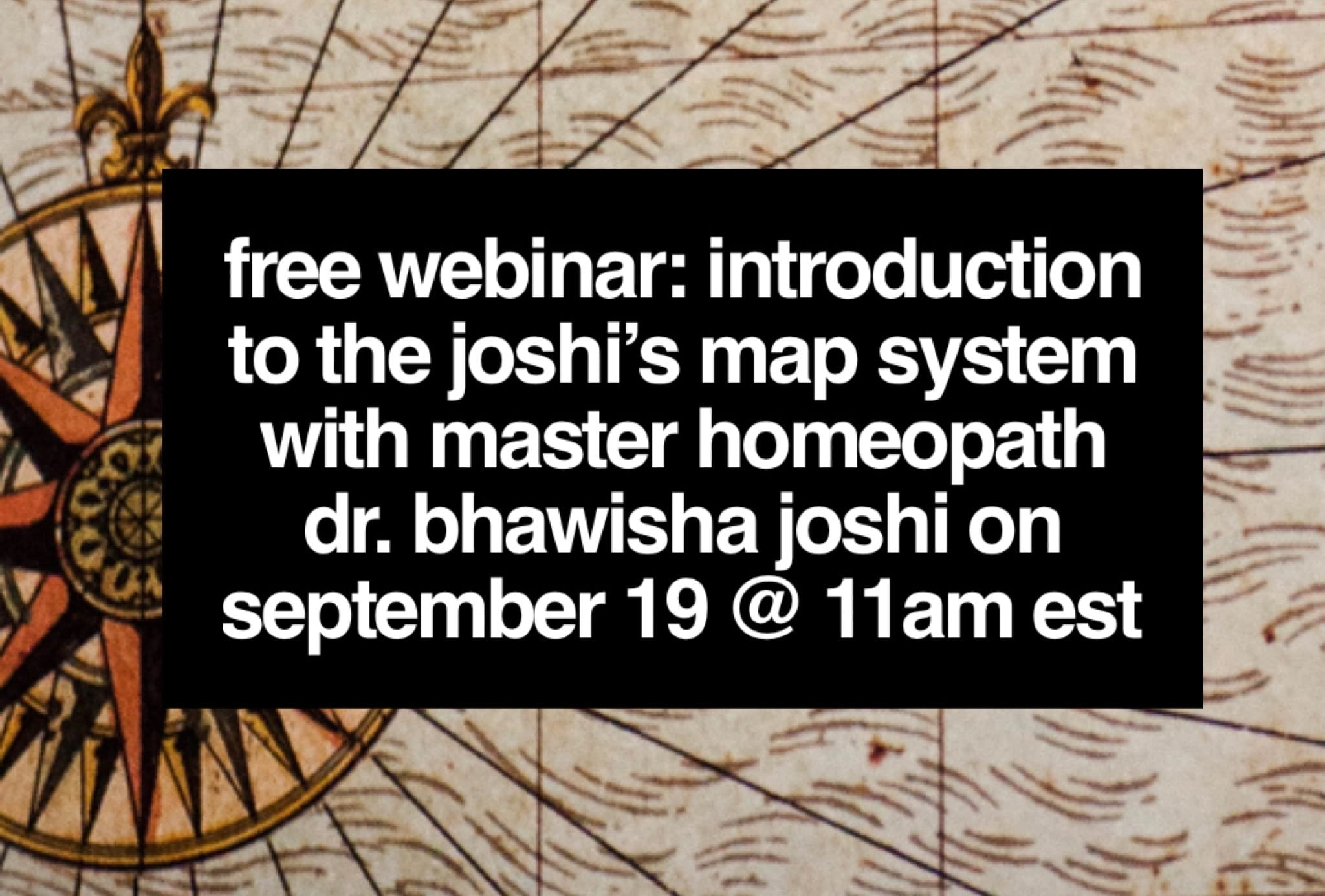 Introduction to the Joshi's MAP System