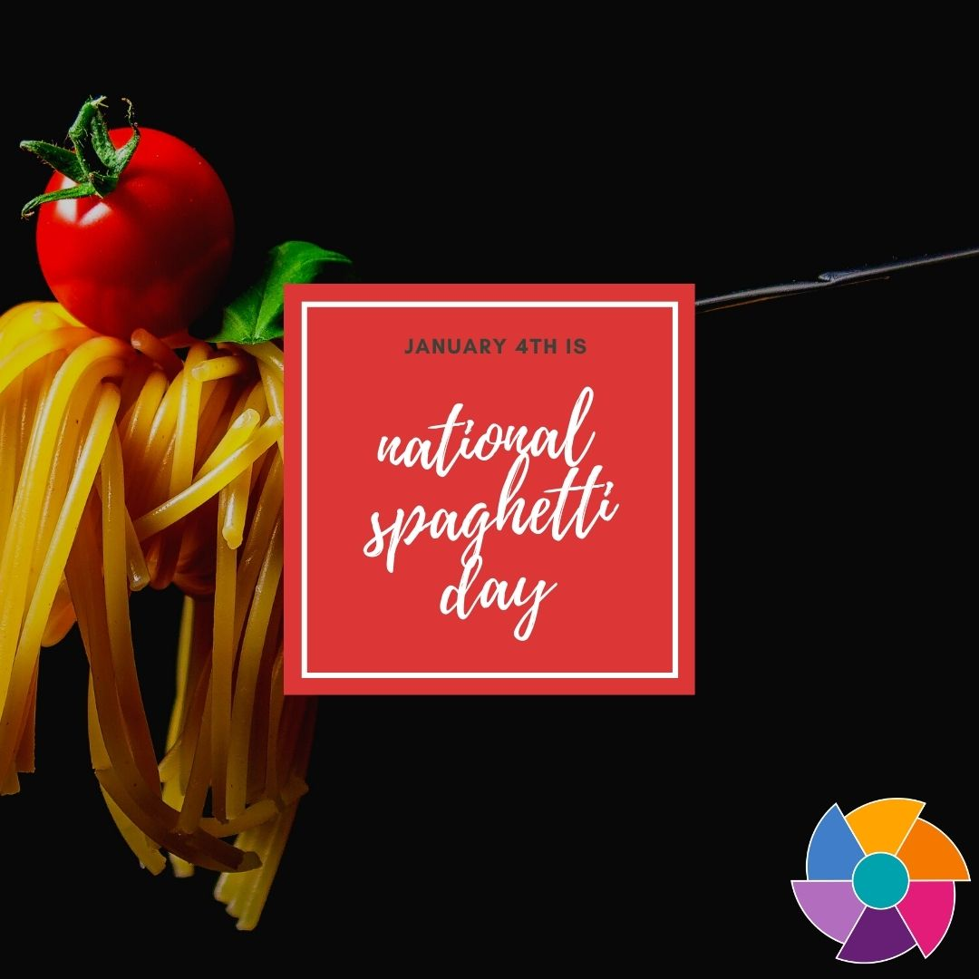 It's National Spaghetti Day