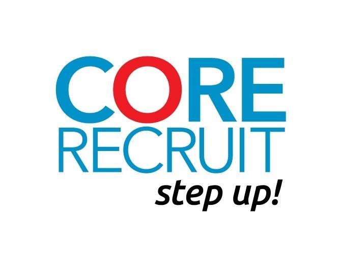 Core Recruit logo