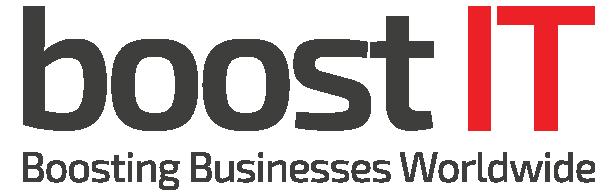 BoostIT HUB logo