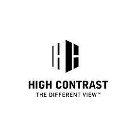 High Contrast logo
