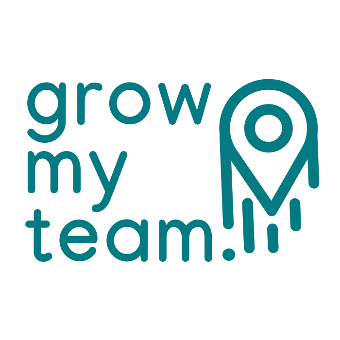 Grow My Team logo