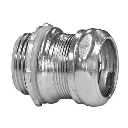 Appleton® ETP™ 7250NSRT Gland Compression Connector, 2-1/2 in Trade, Steel, Zinc Electroplated