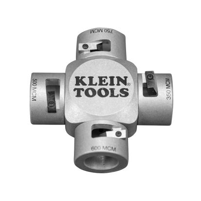 KLEIN® TOOLS 21050 Large Cable Stripper (750-350 MCM)