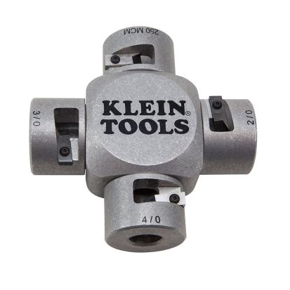 KLEIN® TOOLS 21051 Large Cable Stripper (2/0-250 MCM)