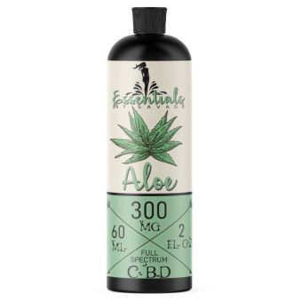 Savage CBD - CBD Full Spectrum Aloe Vera - 300mg