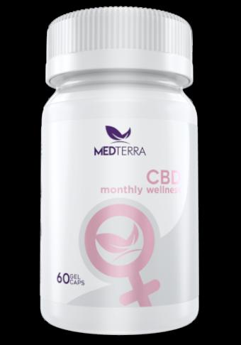 MedTerra - CBD MONTHLY WELLNESS