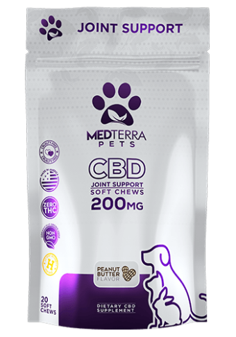 MedTerra - CBD PET JOINT SUPPORT-200mg