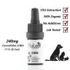NuLeaf naturals - Full Spectrum Pet CBD Oil, High Grade Hemp Extract (50mg/ml)