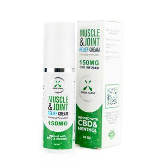 Green Roads - CBD Pain Cream – 150 mg