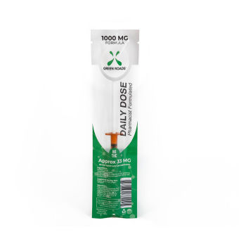 Green Roads - CBD Daily Dose – 1000 mg Formula
