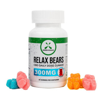 Green Roads - CBD Gummy Bears – 300 mg