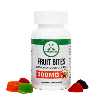 Green Roads - CBD Fruit Bites – 300 mg