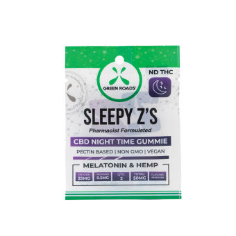 Green Roads - CBD Sleepy Z's – 50 mg