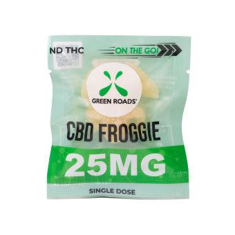 Green Roads - CBD Froggie – 25 mg