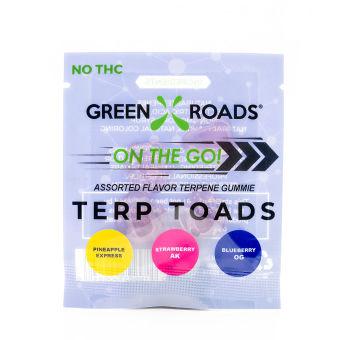 Green Roads - CBD Terp Toads – 20 mg