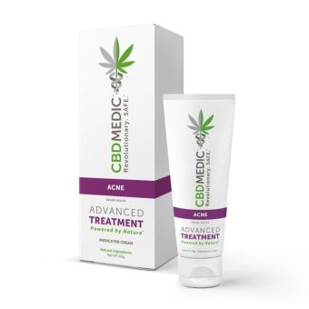 CBDMEDIC - ACNE TREATMENT MEDICATED CREAM