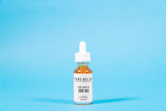 WeSay trusted reviews   Pure Relief - Pure Hemp® Full Strength CBD Oil - 16.6 mg/ml