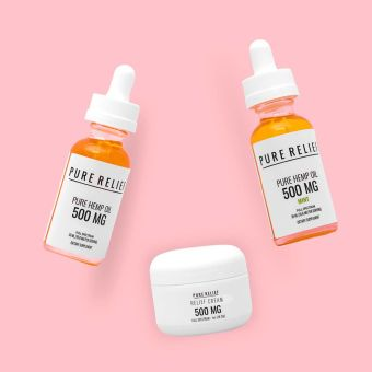 WeSay trusted reviews | Pure Relief - CBD Starter Bundle