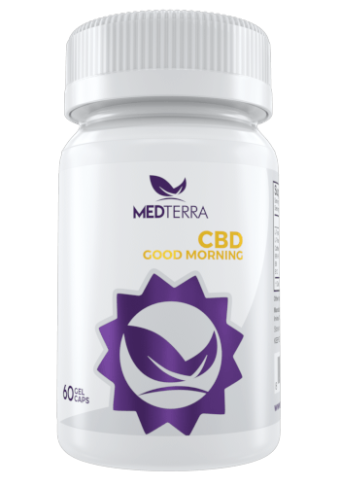 MedTerra - GOOD MORNING CAPSULES-60
