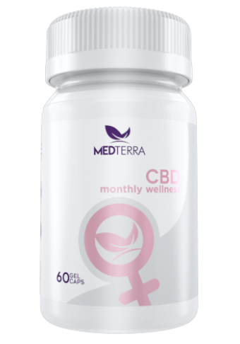 MedTerra - CBD MONTHLY WELLNESS