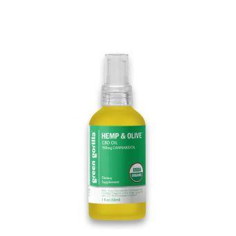 Green Gorilla - Pure CBD Oil 150 mg