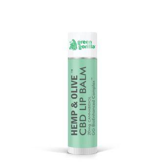 Green Gorilla - CBD Lip Balm 20 mg