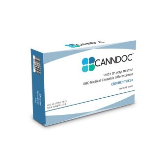 קנדוק - תפרחות קנאביס רפואי | T1/C20