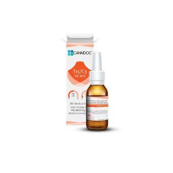 קנדוק - שמן קנאביס רפואי | T15/C3