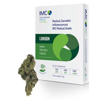IMC - תפרחות קנאביס רפואי T15/C3