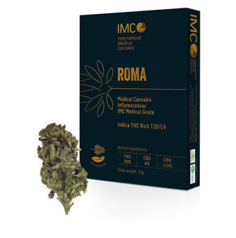 IMC - תפרחות קנאביס - רומא T20/C4