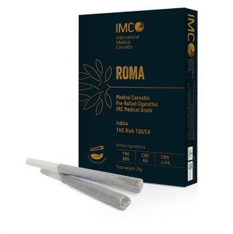 IMC - גליליות קנאביס - רומא T20/C4