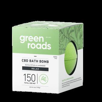 Green Roads - 150MG REFRESH CBD BATH BOMB